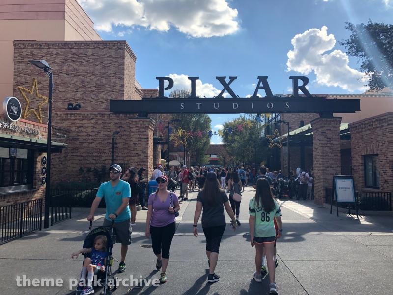 Pixar Place at Disney's Hollywood Studios