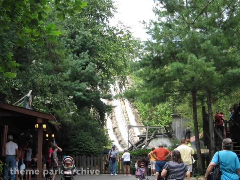 Daredevil Falls at Dollywood