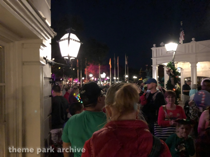 Liberty Square at Magic Kingdom