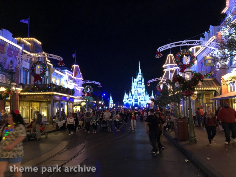 Main Street U.S.A. at Magic Kingdom