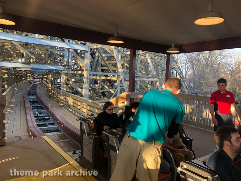 Steel Vengeance First Rider Benefit