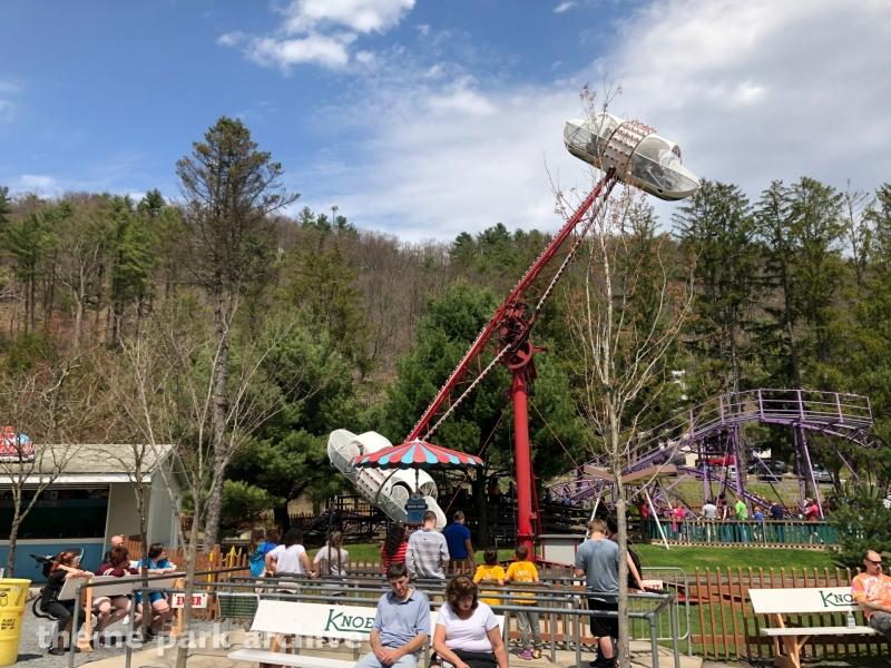 Satellite at Knoebels Amusement Resort