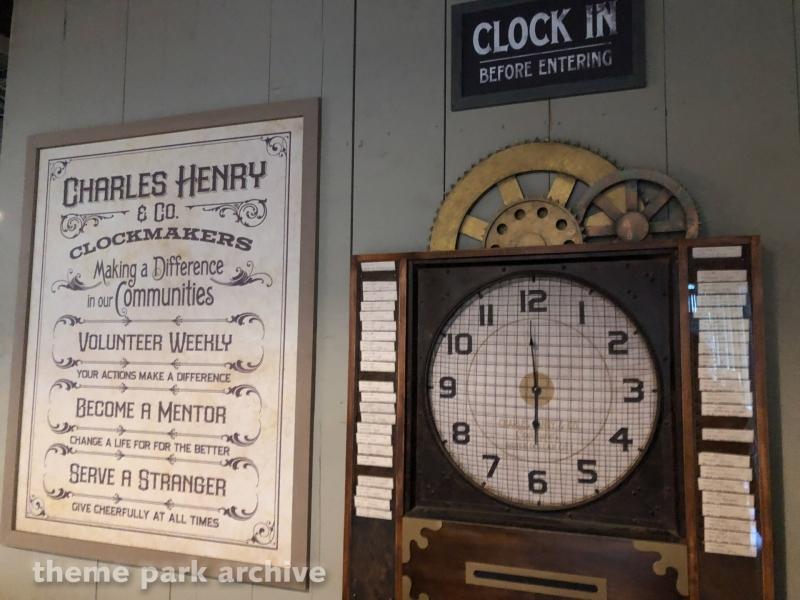 Time Traveler at Silver Dollar City