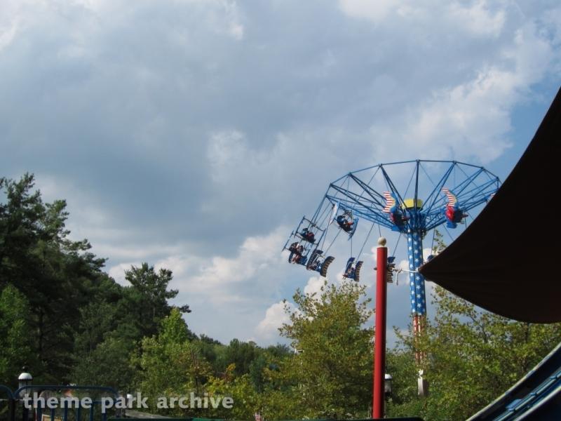 Sky Rider at Dollywood