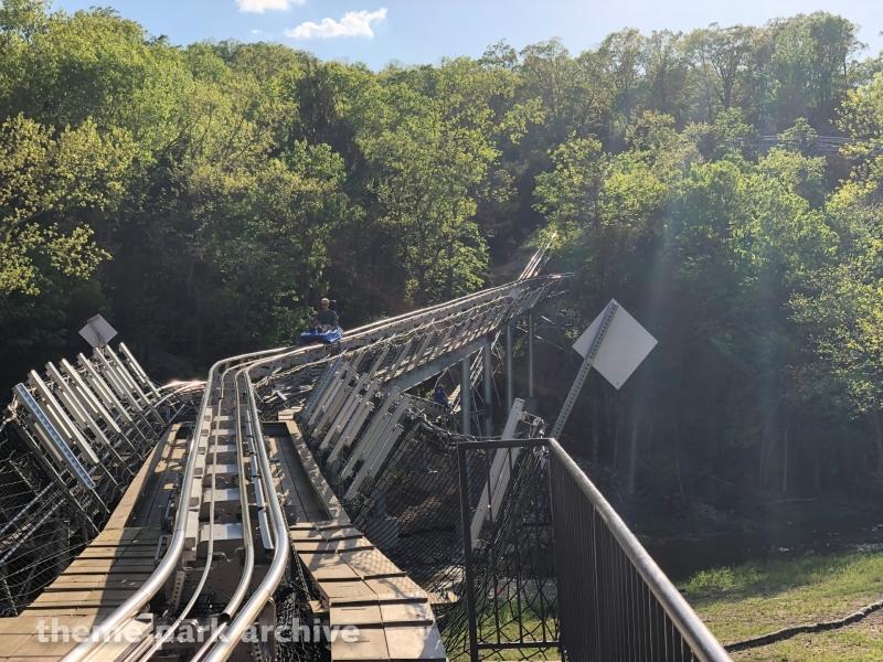 Runaway Mountain Coaster at Branson Mountain Adventure Park