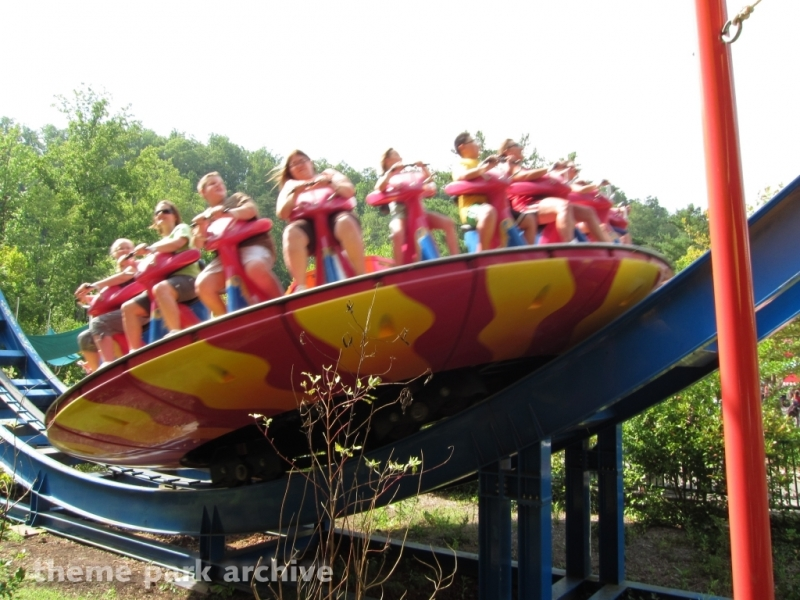 Dizzy Disk at Dollywood