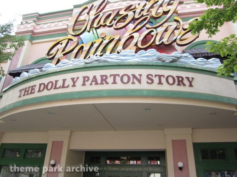 Chasing Rainbows Museum at Dollywood