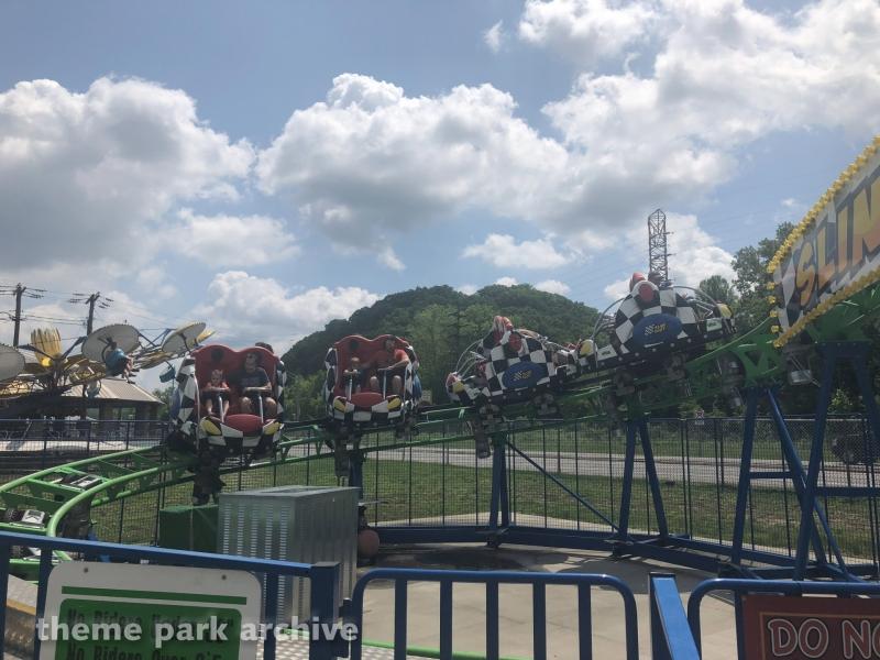 Slingshot at Camden Park