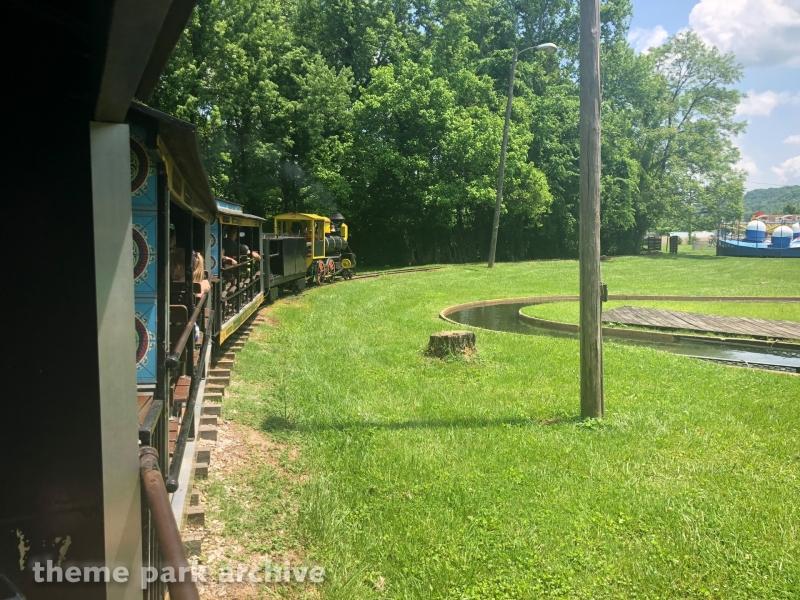 Train at Camden Park
