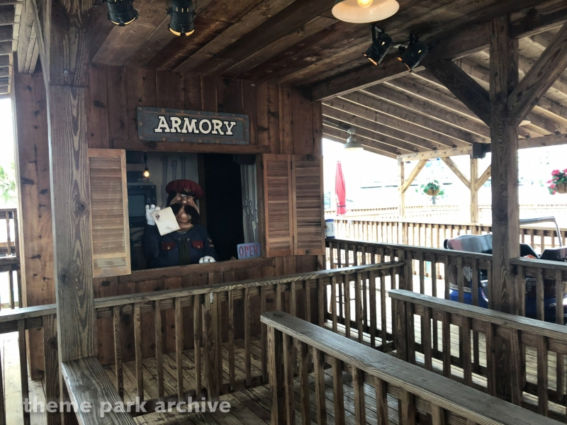 Pistolero Roundup at Family Kingdom