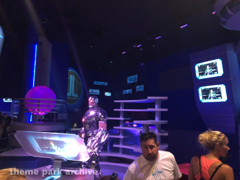 Justice League: Battle For Metropolis at Six Flags Over Georgia