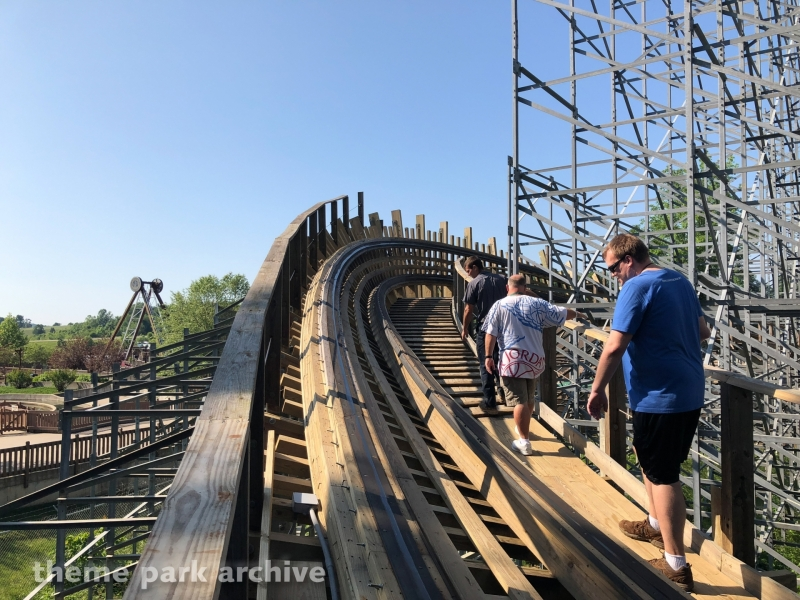 The Voyage at Holiday World