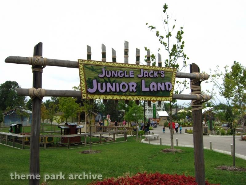Jungle Jack's Junior Land at Zoombezi Bay