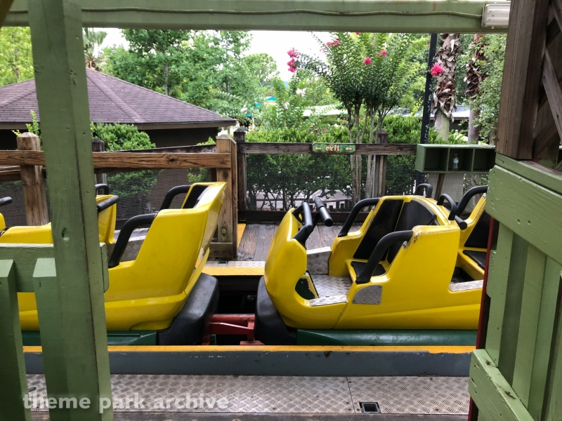 Go Bananas at Wild Adventures