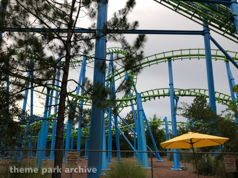 Twisted Typhoon at Wild Adventures