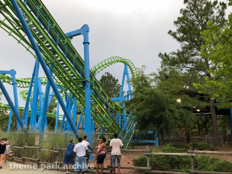 Twisted Typhoon at Wild Adventures