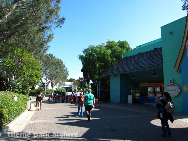 Pets Stadium at Sea World San Diego