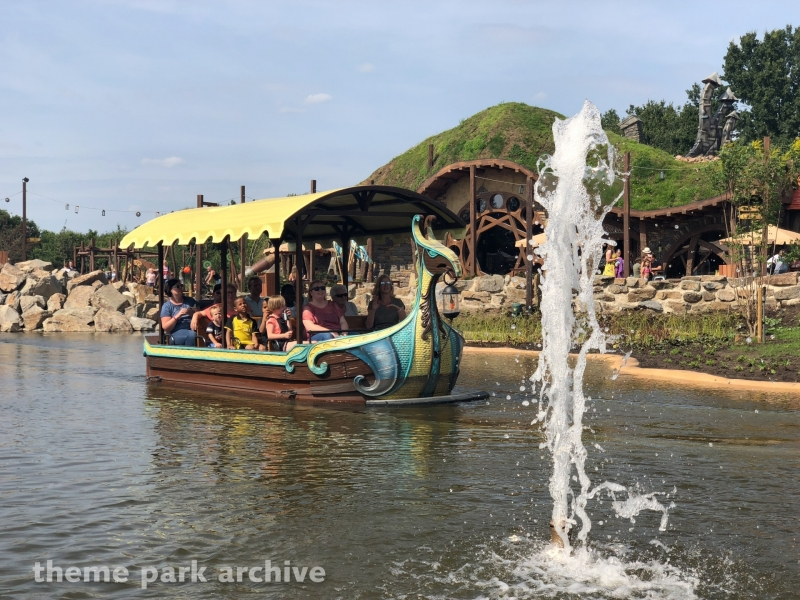 Merlins Quest at Toverland