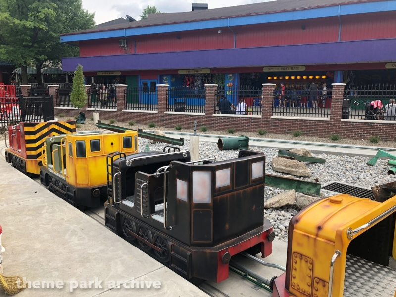 Thomas Town at Kennywood