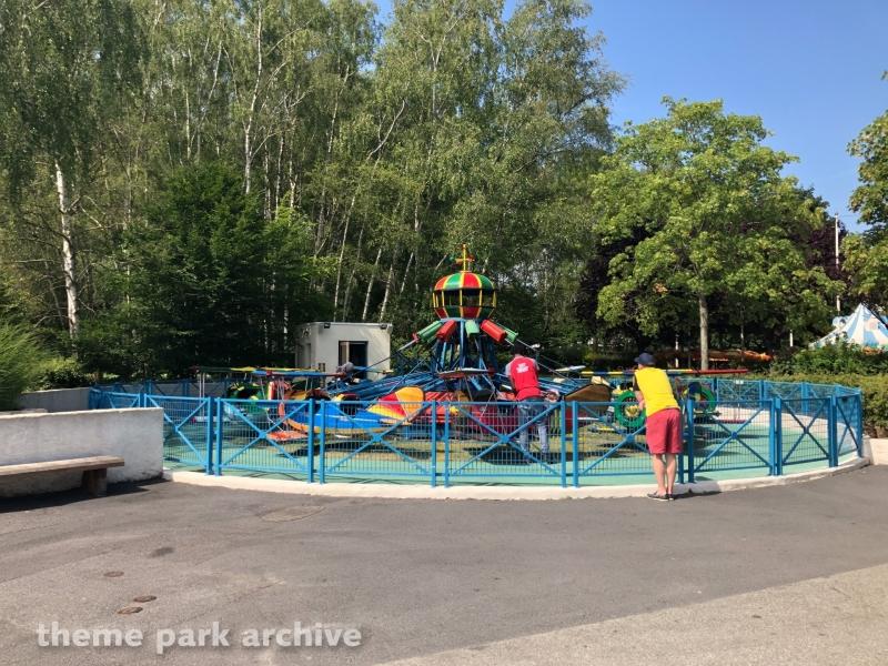L Escadrille Des As at Parc Asterix