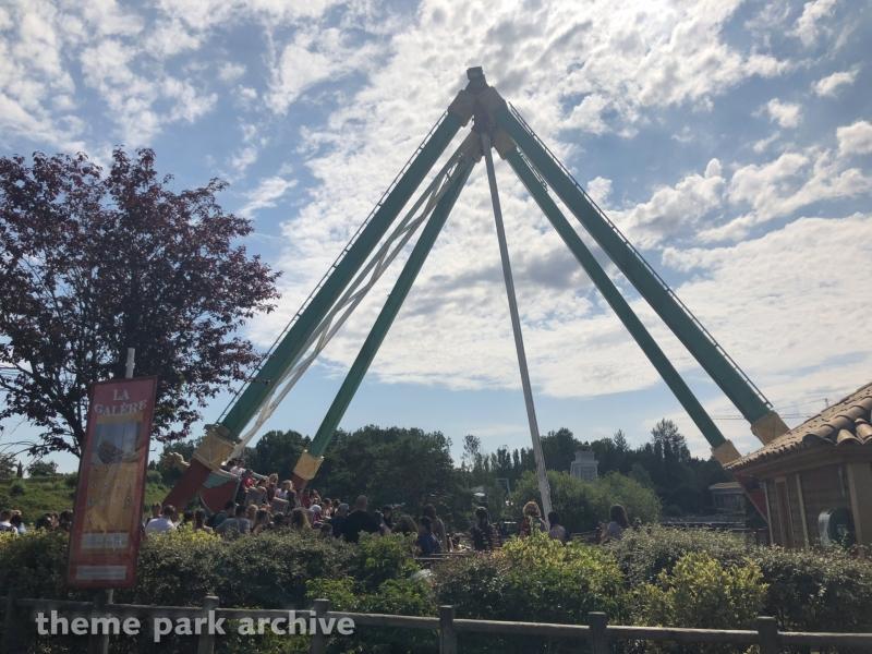 La Galere at Parc Asterix