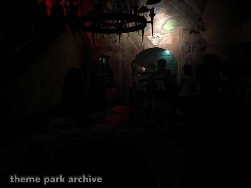 Transdemonium at Parc Asterix