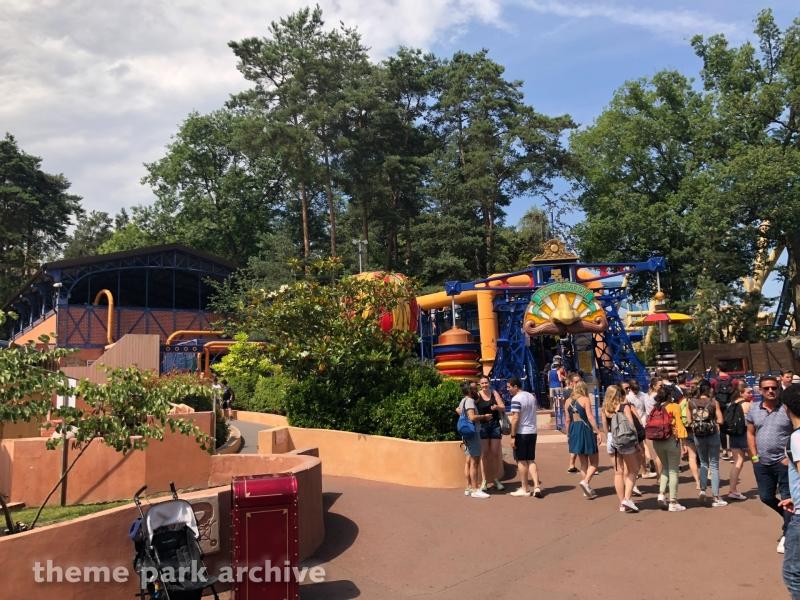 L Oxygenarium at Parc Asterix