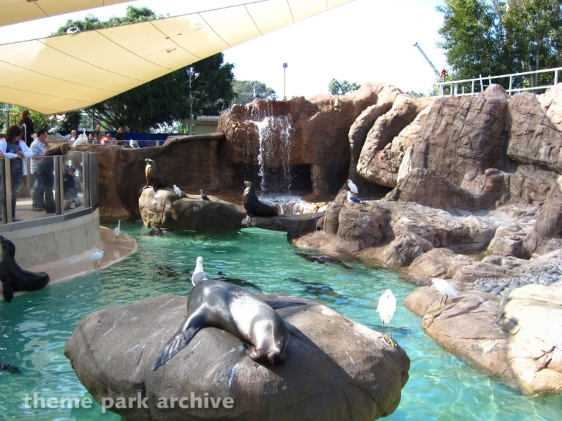 Pacific Point at Sea World San Diego