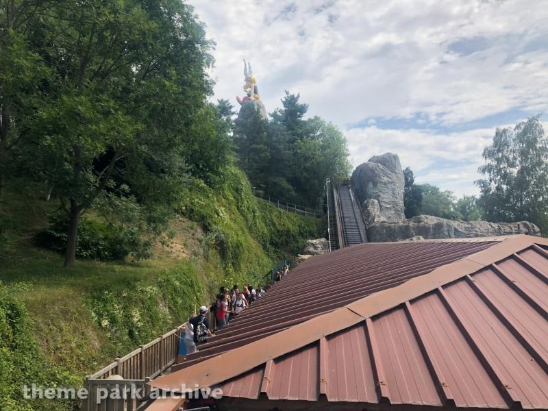 Le Grand Splatch at Parc Asterix