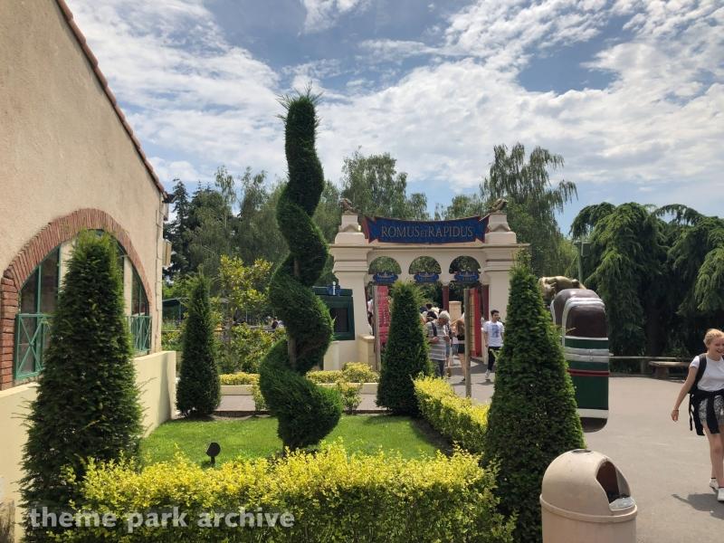 Romus Et Rapidus at Parc Asterix