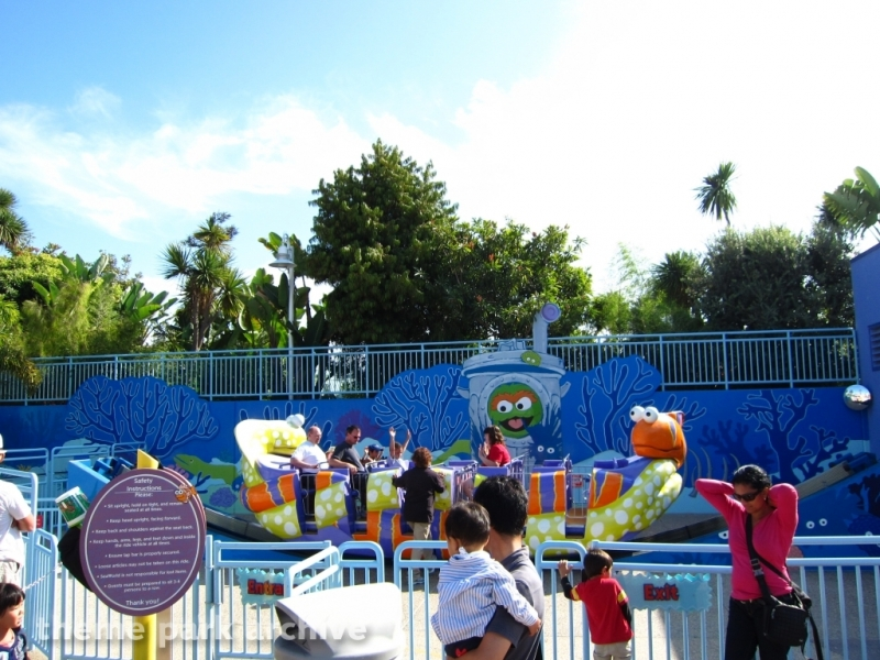 Sesame Street Bay of Play at Sea World San Diego