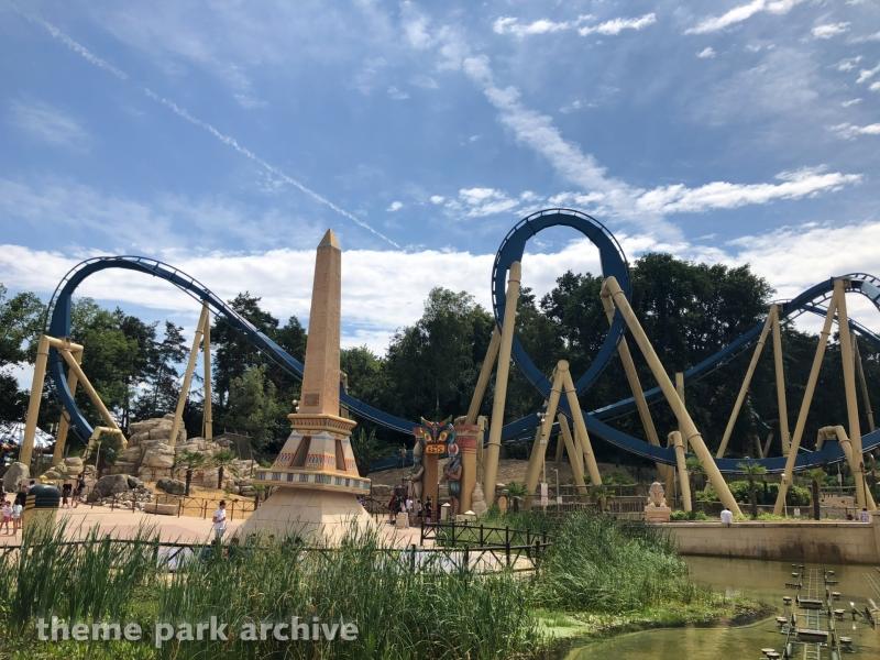 Oziris at Parc Asterix