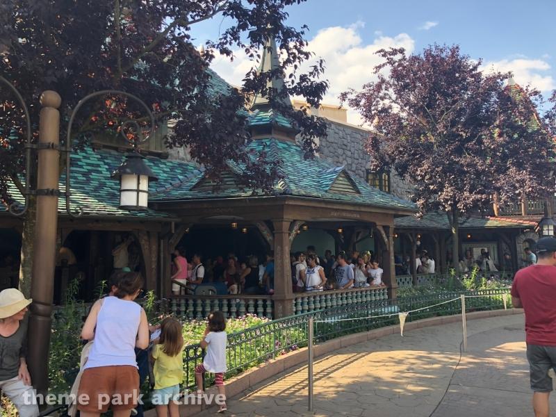 Peter Pan's Flight at Disneyland Paris