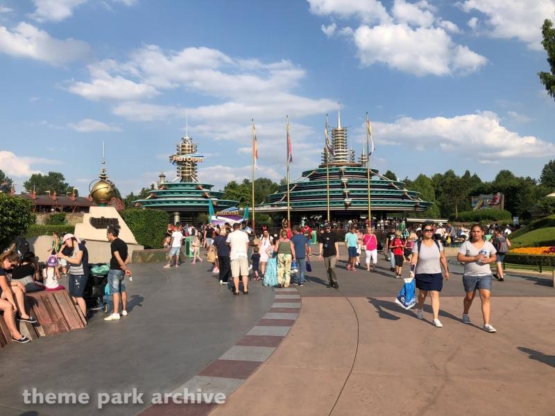 Discoveryland at Disneyland Paris