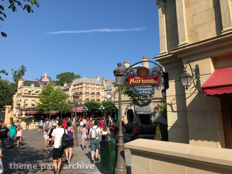 Ratatouille The Adventure at Walt Disney Studios