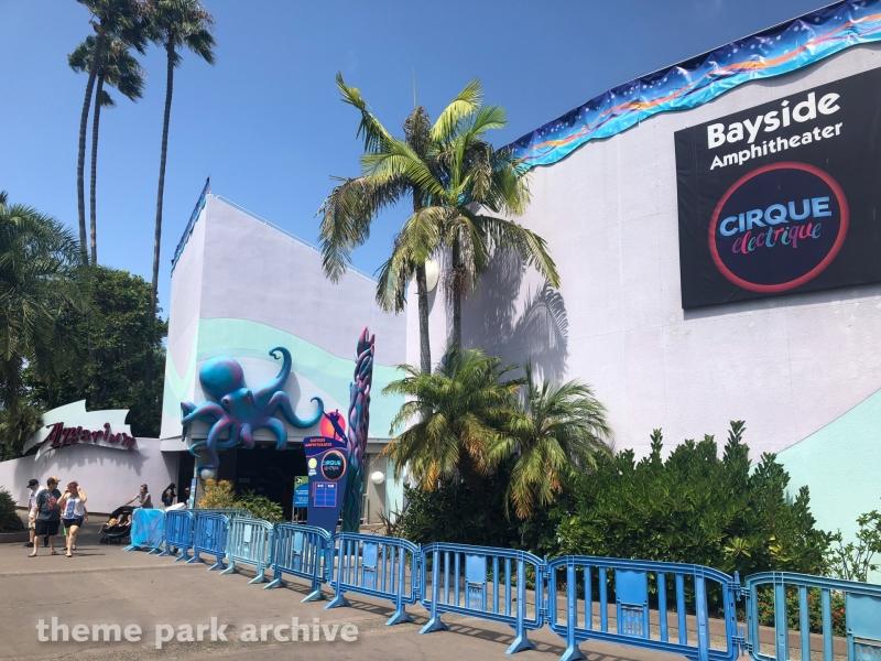 Cirque de la Mer at Sea World San Diego