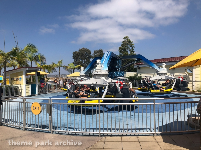 Riptide Rescue at Sea World San Diego