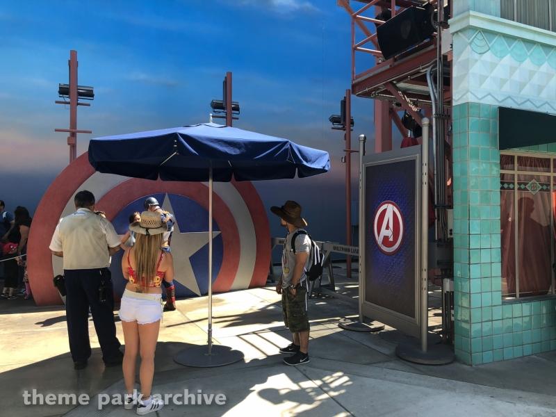 Hollywood Land at Disney California Adventure