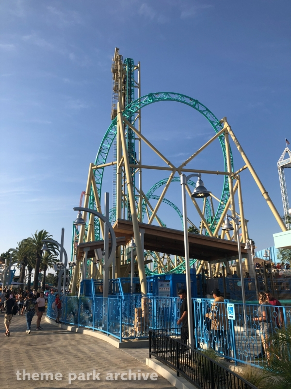 HangTime at Knott's Berry Farm