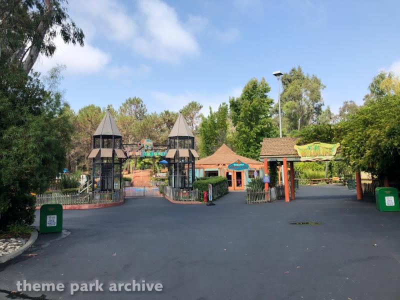 Tava's Jungleland at Six Flags Discovery Kingdom