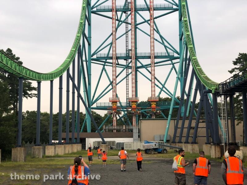 Zumanjaro Drop of Doom at Six Flags Great Adventure