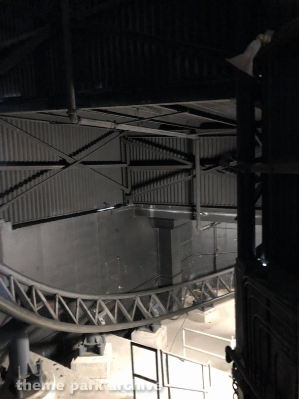 Backlot Stunt Coaster at Canada's Wonderland