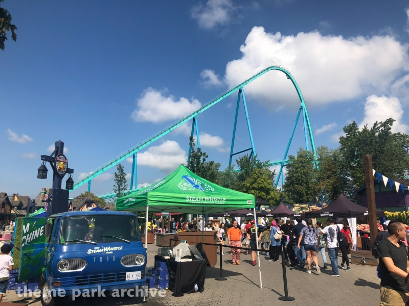 Leviathan at Canada's Wonderland