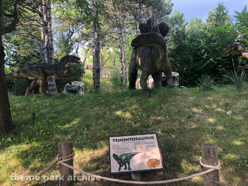 Dinosaurs Alive at Canada's Wonderland