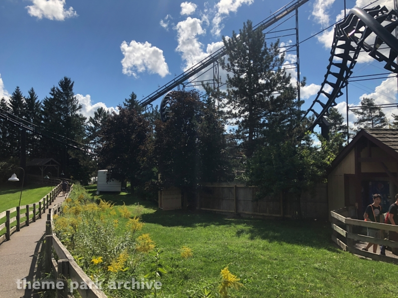 Viper at Six Flags Darien Lake