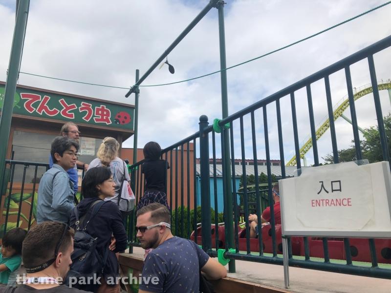 Family Coaster Tentoumushi at Tobu Zoo