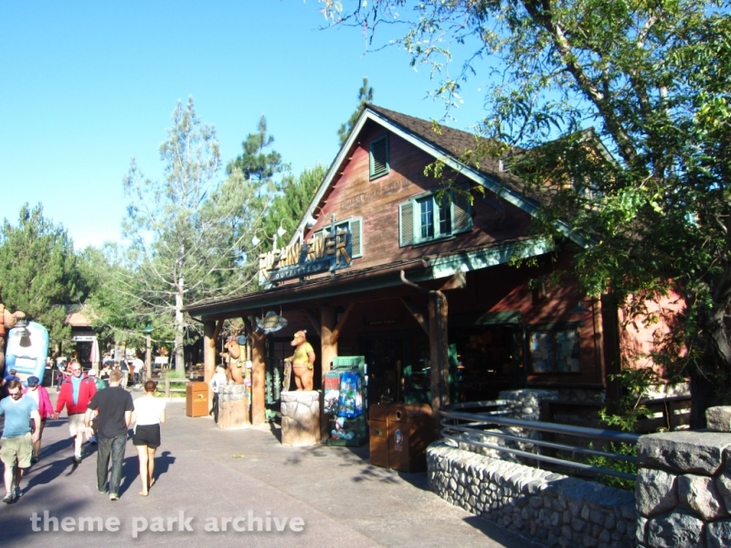 Grizzly Peak at Disney California Adventure