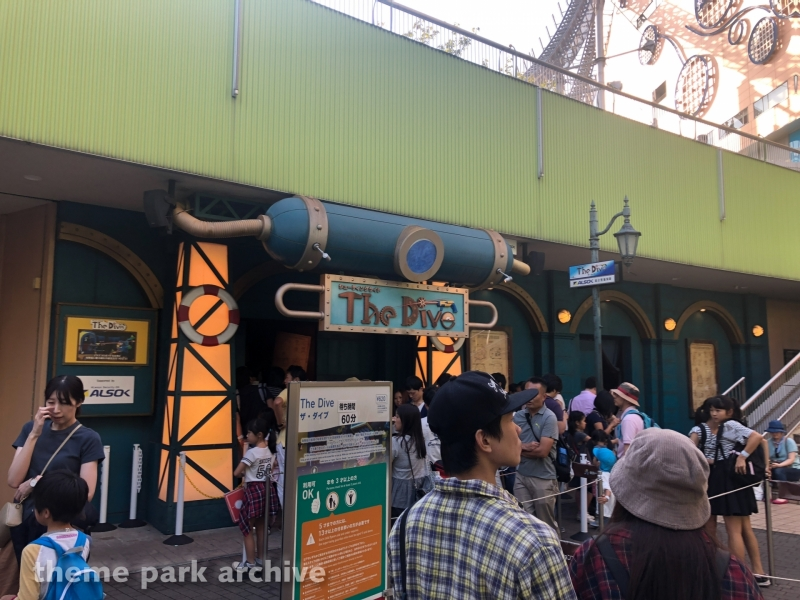 The Dive at Tokyo Dome City
