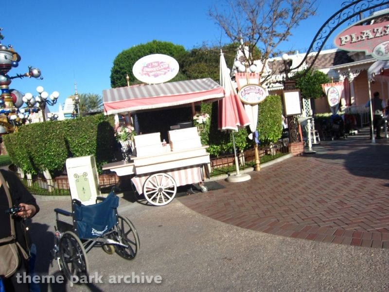 Plaza Inn at Disneyland