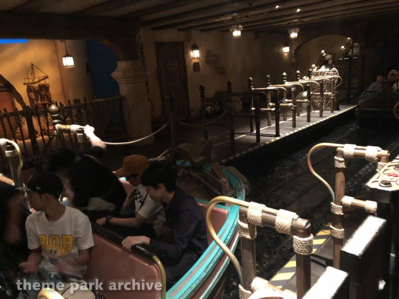Sindbad's Storybook Voyage at Tokyo DisneySea